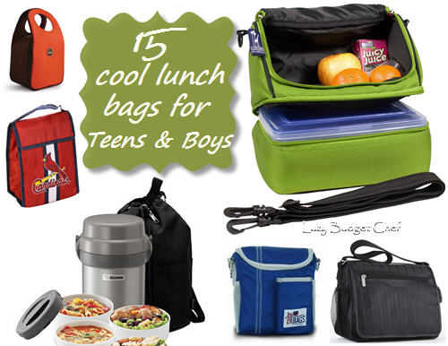 15 Unique Lunch Bags Bo And Totes For Boys S Men