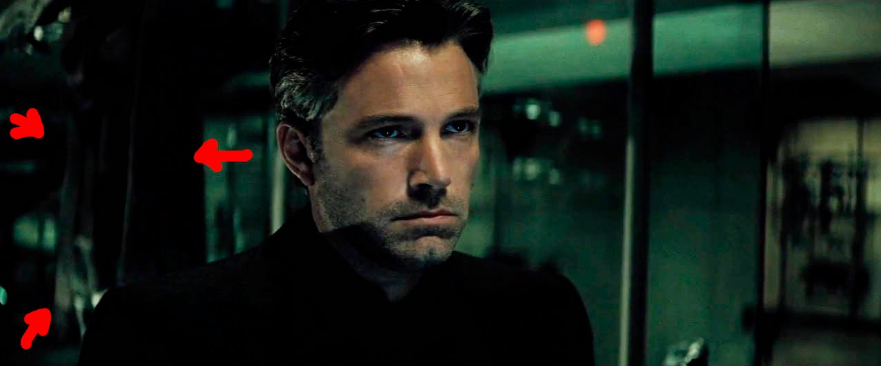 Ben Affleck en el tráiler de Batman V Superman