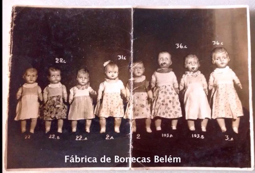 Fábrica de Bonecas anos 20