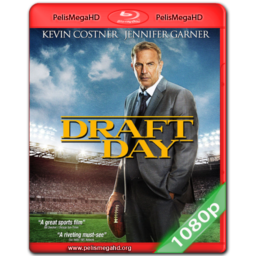 DRAFT DAY (2014) BLURAY 1080P HD MKV INGLÉS SUBTITULADO