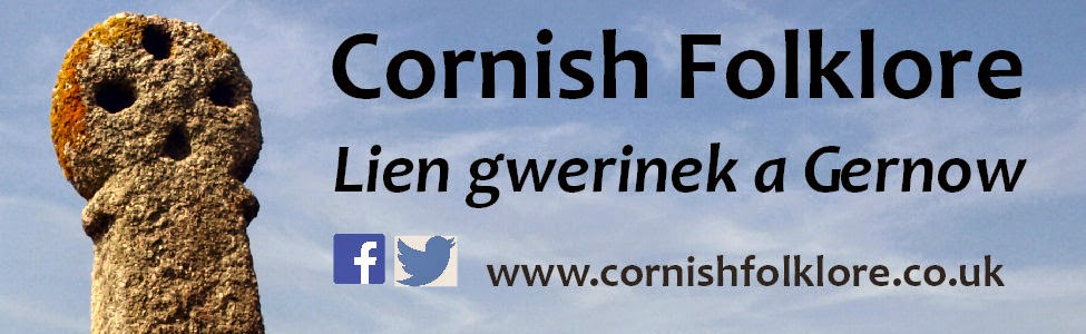 Cornish Folklore - Lien gwerinek a Gernow