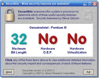 securAble 32 bit