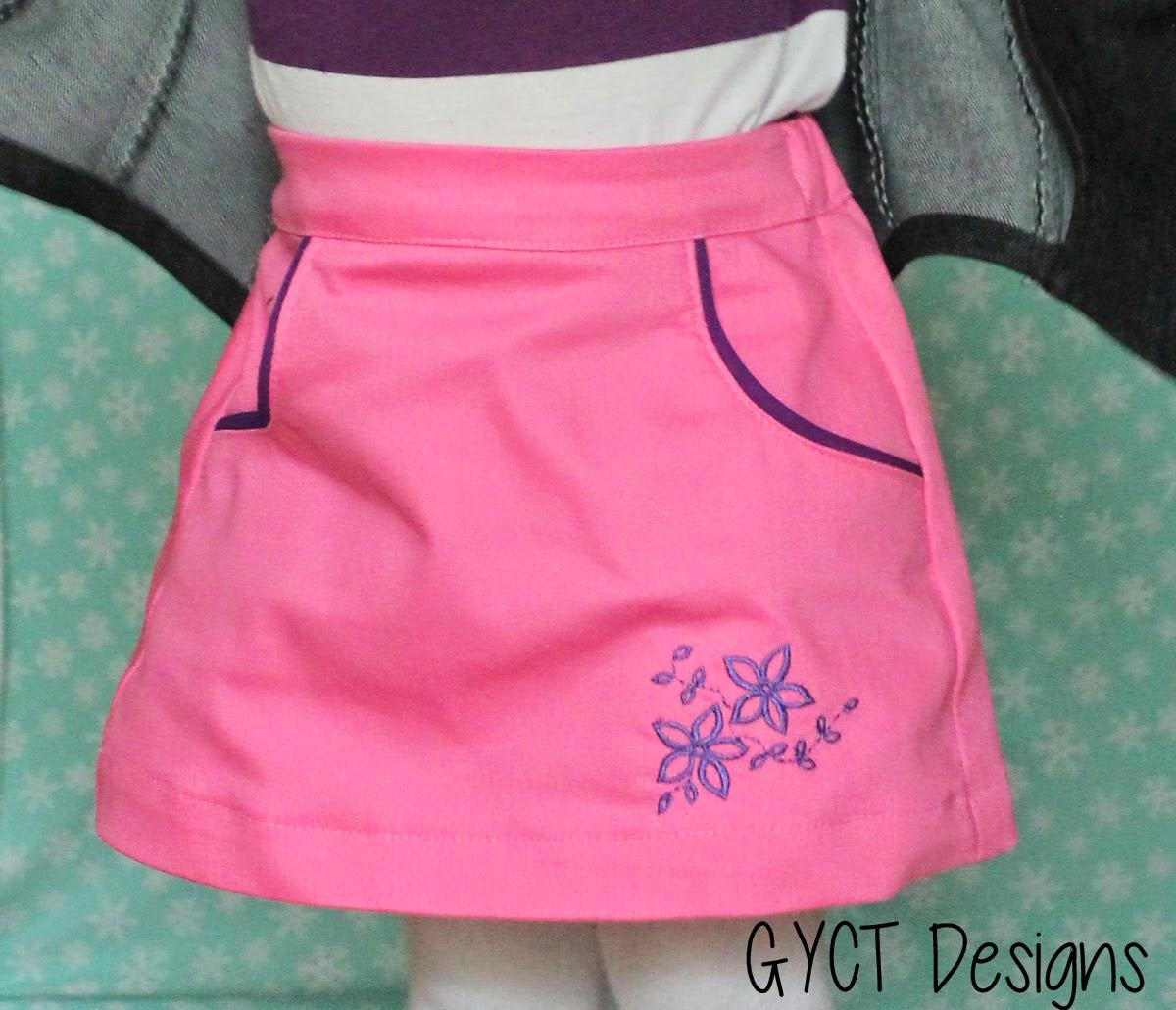 Potato Chip Skirt & Phresh Blazer for Girls Bundle Tour