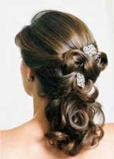 Half-Up-Wedding-Hairstyles 2014