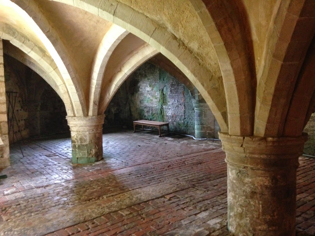 Mottisfont Cellarium