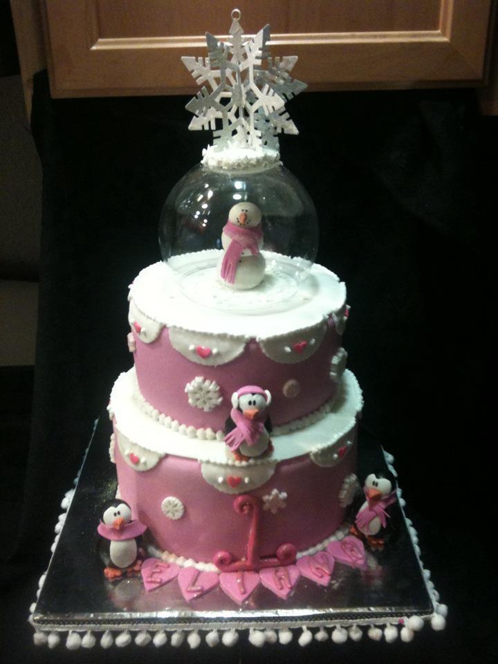 winter wonderland baby shower cake winter wonderland baby shower