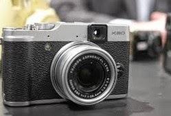 Kamera Fuji X 20