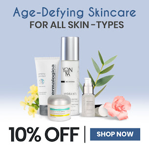 Save 10% Age-Defying Skincare