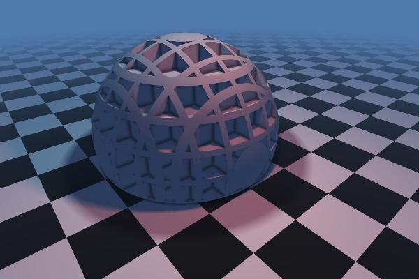 Domain fractal