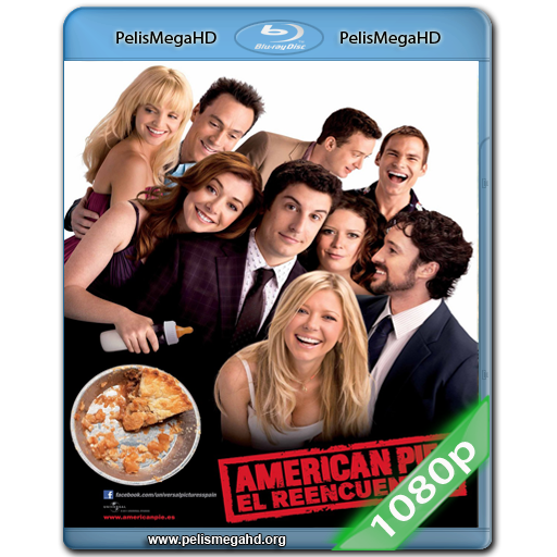 AMERICAN PIE: EL REENCUENTRO [UNRATED] (2012) 1080P HD MKV ESPAÑOL LATINO