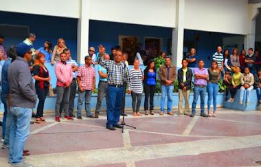 Alcalde Alcides Monsalve mantiene pagos al día y anuncia bono único