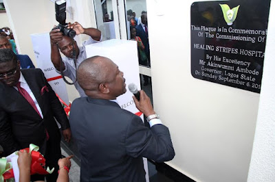 Image of Redeemed Church commissions Dialysis centre and Dental unit in Lagos.