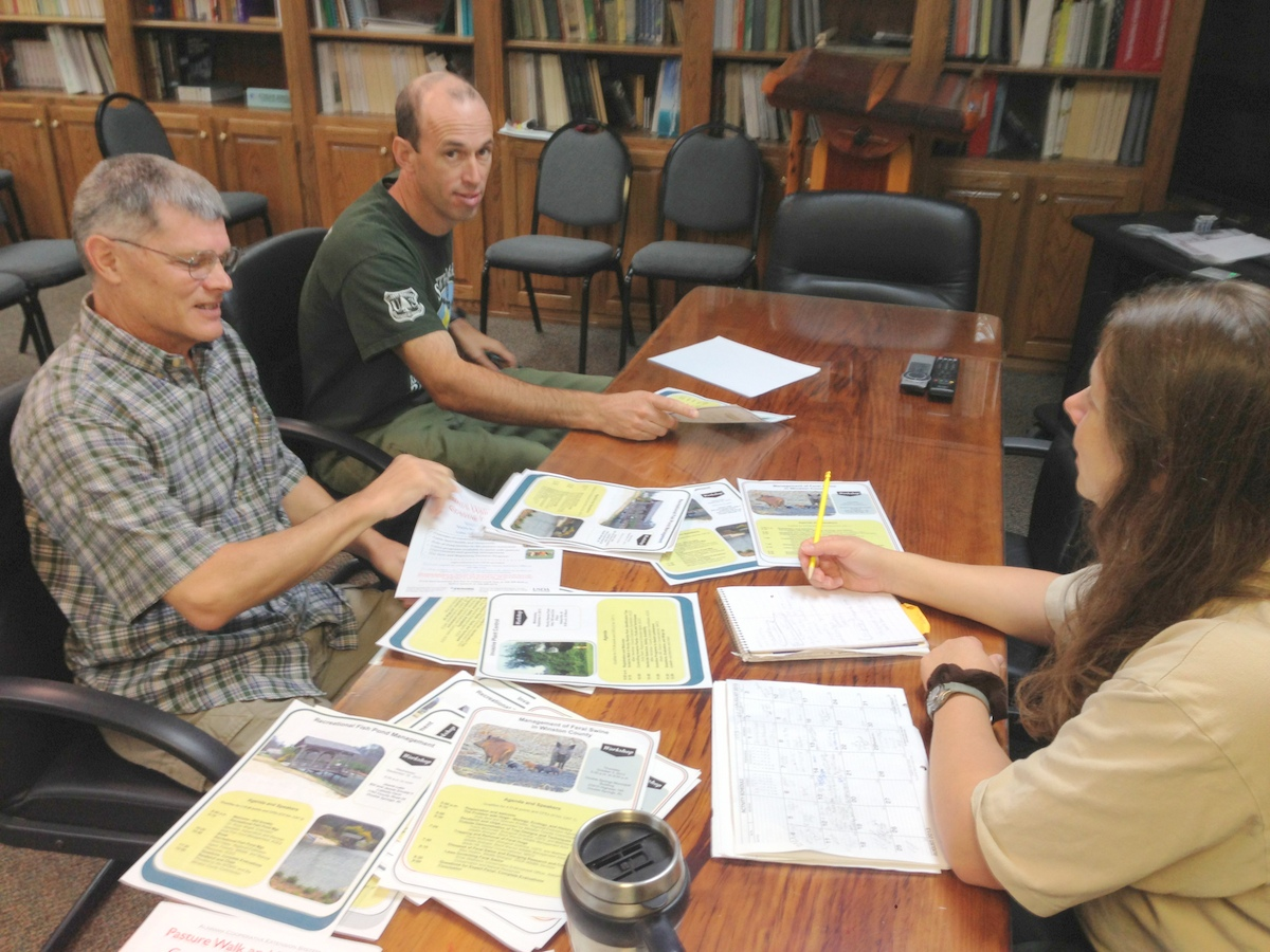 Winston county natural resources council august council for Lake henshaw fishing report