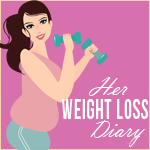 Her Weight Loss Diary