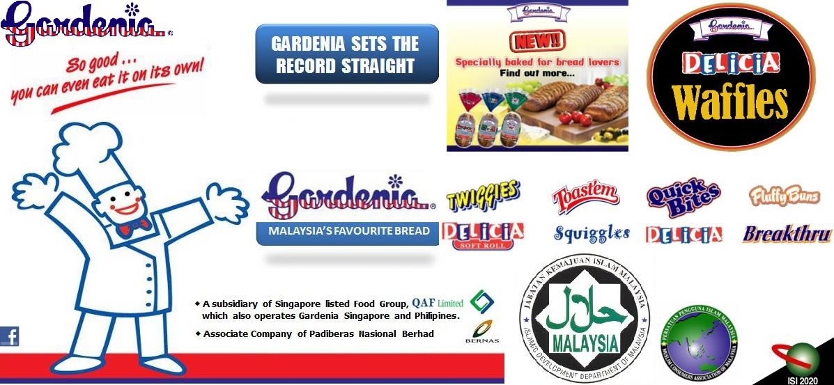 objectives of gardenia bakery