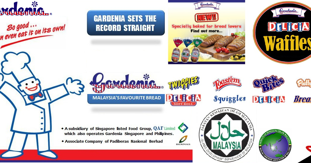 gardenia bakeries marketing resarch Witness gardenia's awesome world-class bread-making smell the freshly baked goodness hear the sounds of baking taste the deliciously soft breads feel special with our bread treats book a tour.
