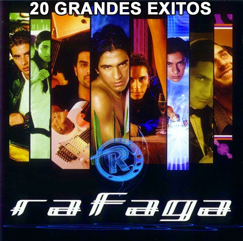 Rafaga - 20 Grandes Exitos (2000)