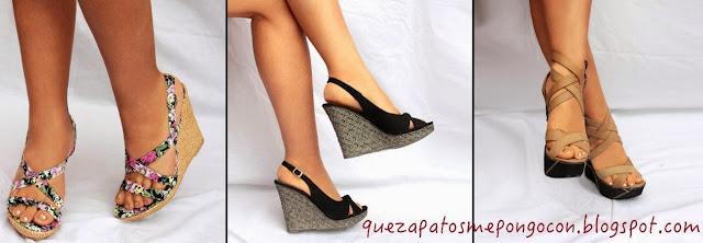 Zapatos de tacón de moda IMujer - fotos de zapatos con tacones altos