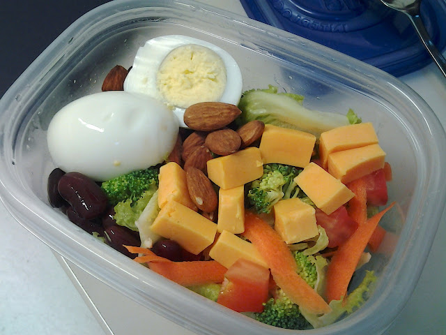 salad tupperware