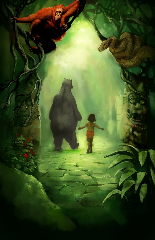 jungle book essay The jungle book, morals and ethics essaysthe story of the jungle book by rudyard kipling is a tale of a young man cub by the name of mowgli- the frog, who is apart of an extremely atypical society.