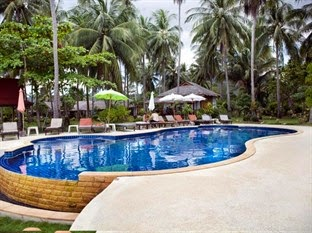 Lipa Lodge, pool