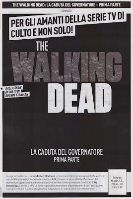 The Walking Dead - La caduta del Governatore - parte 1a (Anteprima #268)