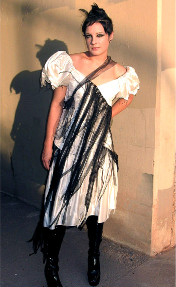 Zombie Prom Dresses for Halloween Party   Handmade Victorian ...