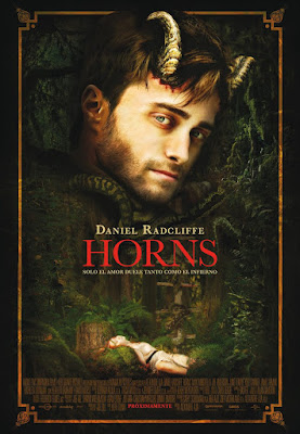 Horns, Alexandre Aja, Joe Hill, Daniel Radcliffe, Juno Temple, Heather Graham, David Morse.
