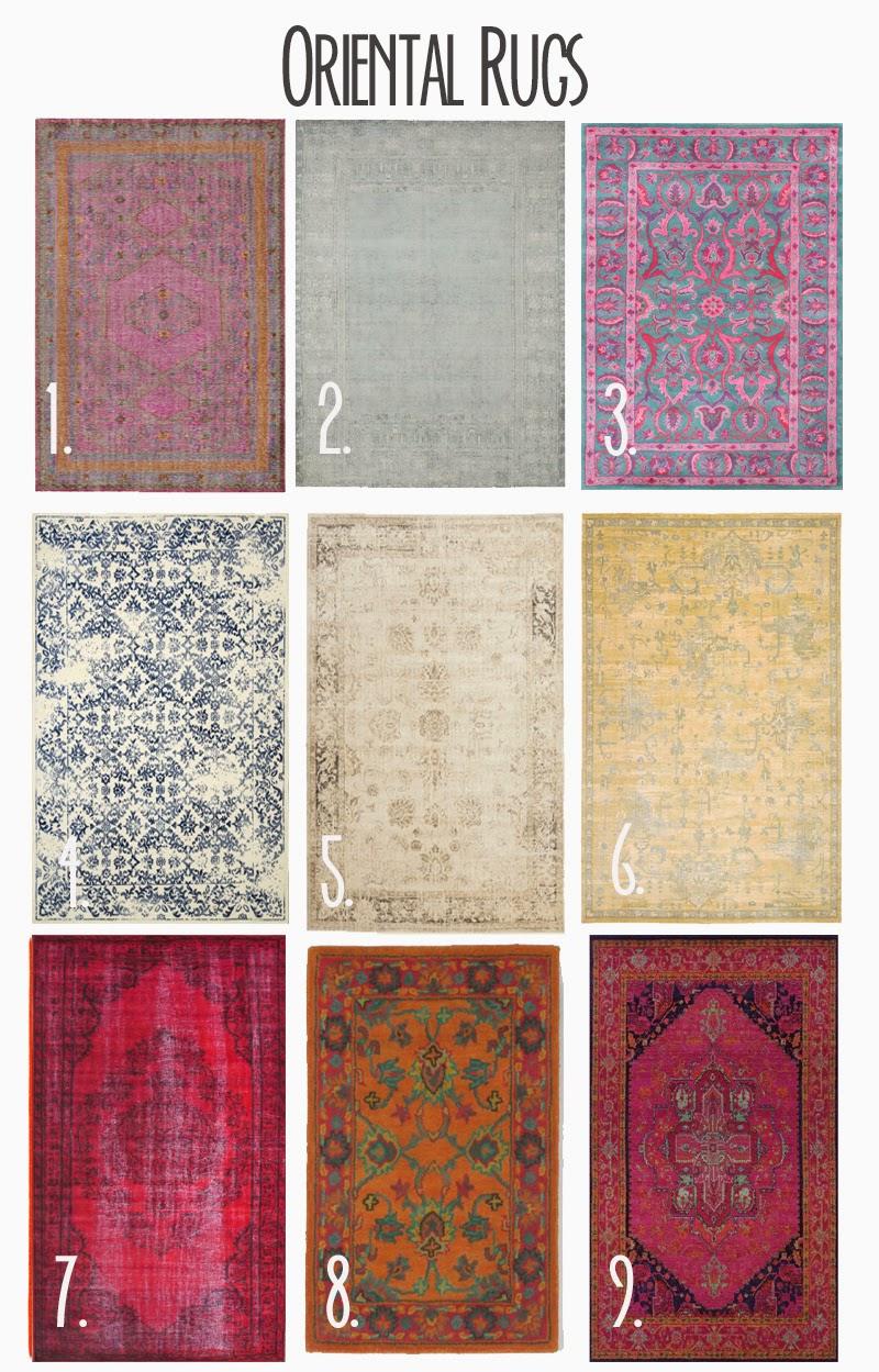 oriental persian rugs selection by Darleen Meier