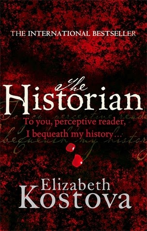 Best Bibliomystery Books List The Historian vampire mystery by Elizabeth Kostova