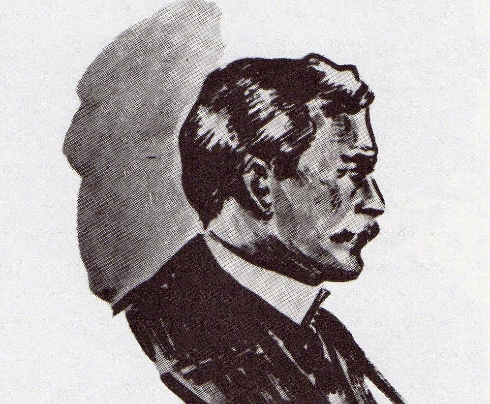 Dr. Watson in profile