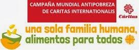 CAMPAÑA ANTIPOBREZA DE CÁRITAS