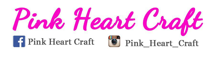 Pink Heart Craft