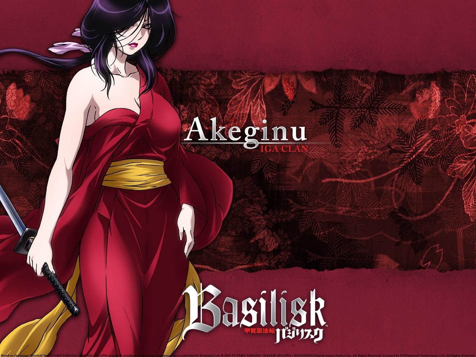 Akeginu Basilisk
