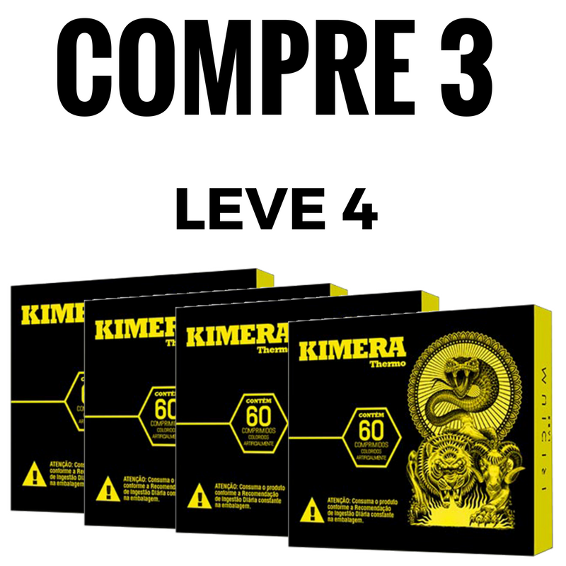 Kimera compre 3 leve 4
