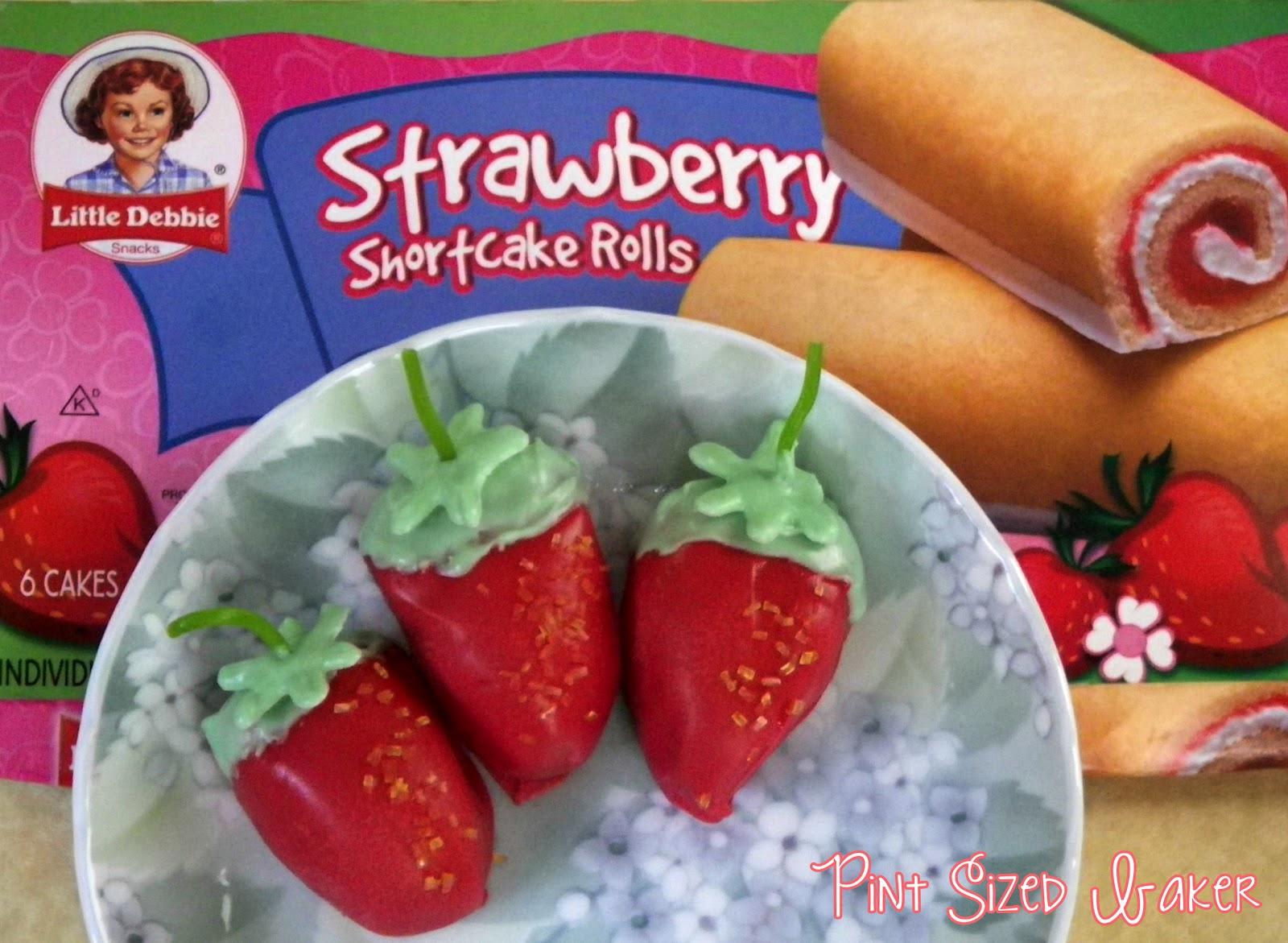 Strawberry cake recipe with frozen strawberries