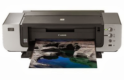 download Canon PIXMA Pro9000 Mark II Inkjet printer's driver