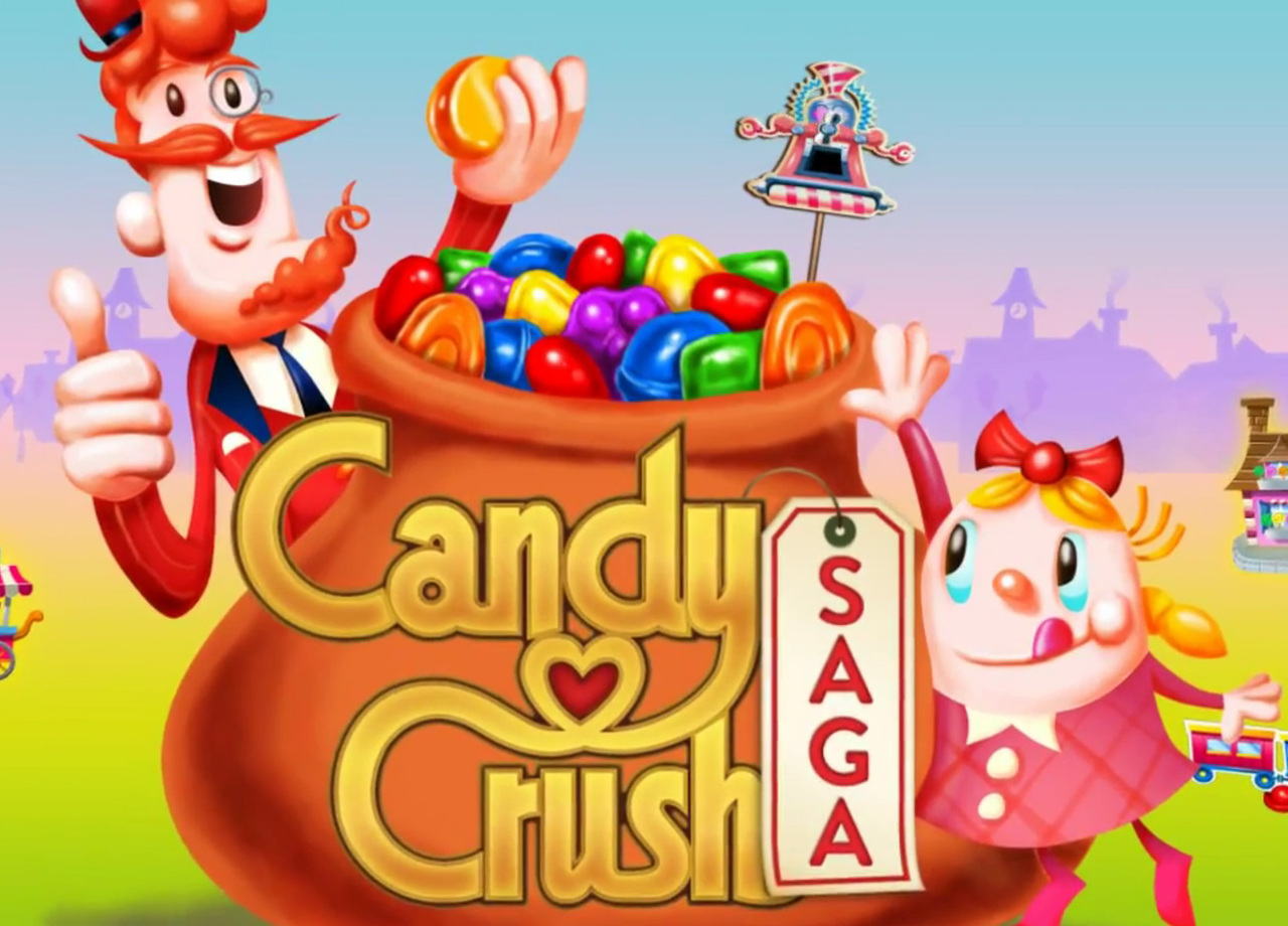 Candy Crush Facebook
