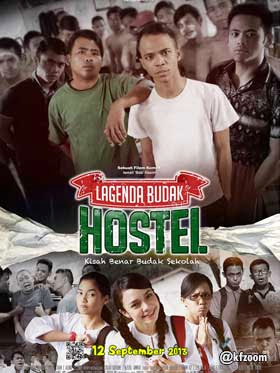 Lagenda Budak Hostel 2013 Full Movie Tonton Online