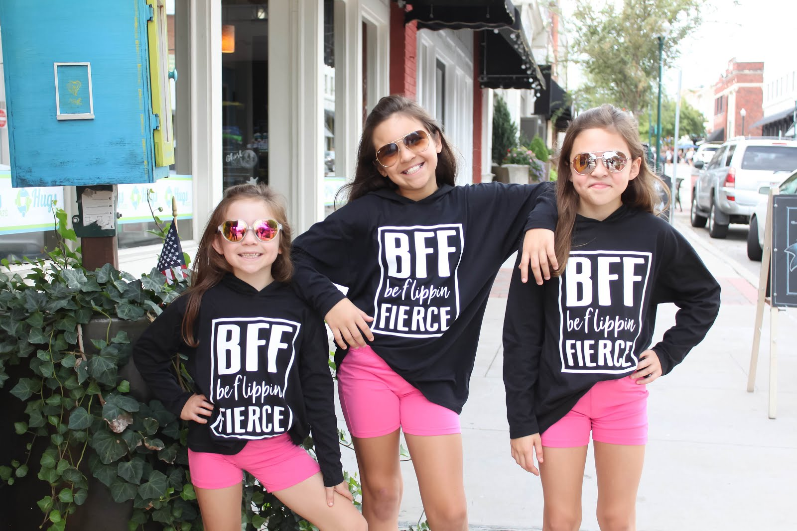 Be Flippin Fierce