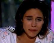 Em Malhação 2001, Nanda sofre por saber que é adotada.