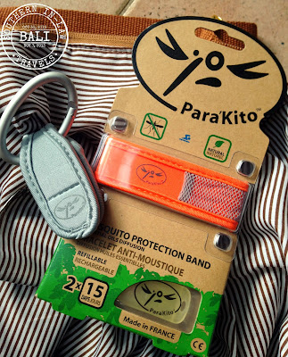 Our Bali Travel Essentials - What to take to Bali - Natural Insect Repellent Para'kito