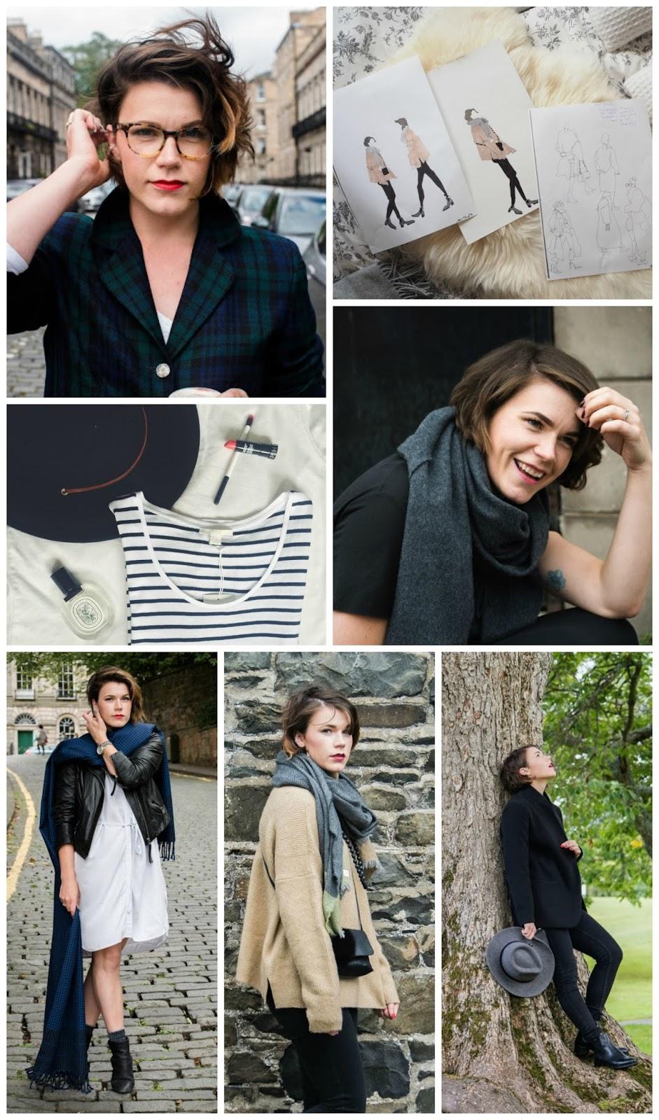 Edinburgh bloggers, #scotstreetstyle, Scottish fashion blogger, Herald Fashion Awards finalist,