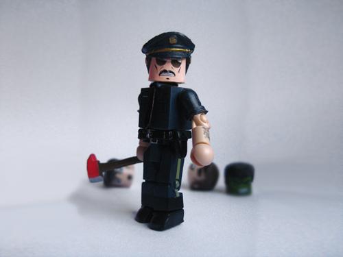 Axe Cop Minimate