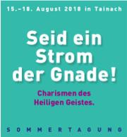 Anmeldung zur Sommertagung 2018