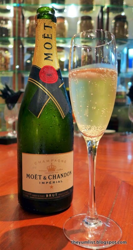 best champagne brunch kl