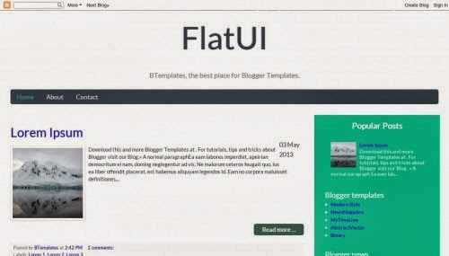 FlatUI