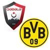 FK Qäbälä - Borussia Dortmund