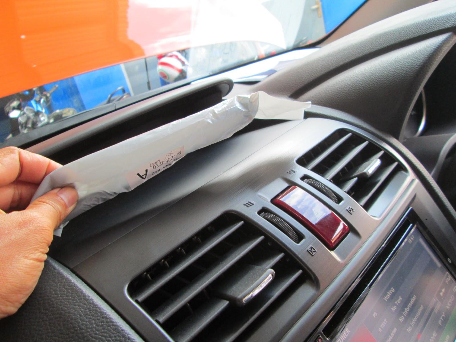 Subaru XV Orange