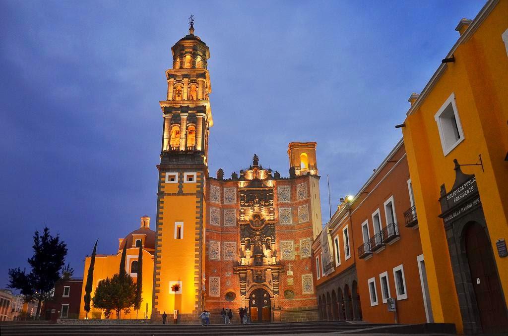 Los Templos de Puebla de los Ángeles
